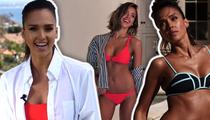 Jessica Alba -- Swimming in Cash Looks REALLY GOOD on Her (TMZ TV)