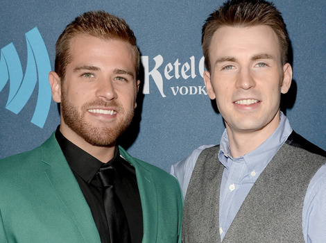 Chris Evans Covers James Taylor with Brother Scott In New Instagram Video