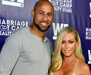 Kendra Wilkinson Says Her And Husband Hank Baskett Are 'Back To Good'