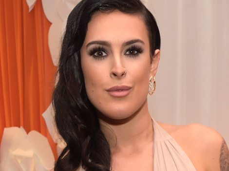 Rumer Willis Gets 'Dancing With the Stars' Tattoo -- Like Her New Ink?!