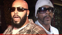 Suge Knight & Katt Williams Sued -- They Sent a 'Bitch' to Beat My Ass