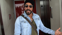 A.J. McLean -- I Can't Wait to Golf with Caitlyn Jenner!