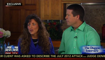Michelle & Jim Bob Duggar -- Our Girls Were Victimized More By Media than Josh (VIDEO)