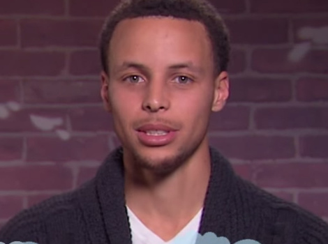 NBA Stars Read 'Mean Tweets' -- See Steph Curry, Blake Griffin & More!