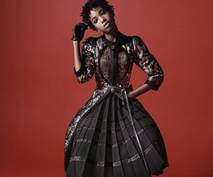Willow Smith Goes Goth in First Campaign Ad for Marc Jacobs