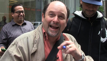 Jason Alexander -- I Didn't Know Who Steinbrenner Was ... Before 'Seinfeld' Gig