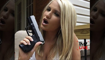 'Party Down South' Star Taylor 'Lil Bit' Wright -- I'm Always Packing Heat ... Check My Diaper Bag! (VIDEO)