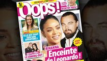 Leonardo DiCaprio Sues -- I Didn't Knock Up Rihanna