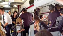 Brad Pitt & Angelina Jolie -- Let Us Travel Like the Common Folk