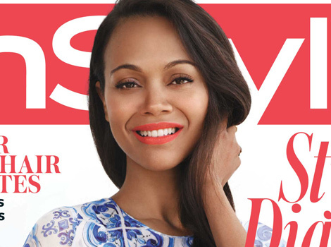 Why Zoe Saldana's Husband Marco Perego Took Her Last Name