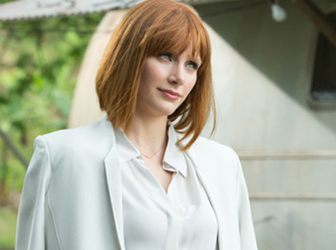 Bryce Dallas Howard Reveals Touching Reason Why She 'Burst Into Tears' on…