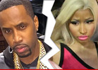 Nicki Minaj Ex Safaree – Angry Rap ... I Helped Make You and You S*** On Me