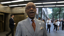 Al Sharpton on Floyd Mayweather -- He's Not Trying to Be a Role Model