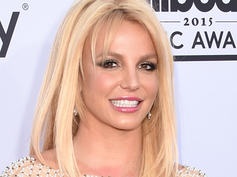 Britney Spears Debuts New Short 'Do -- Like The Look?!
