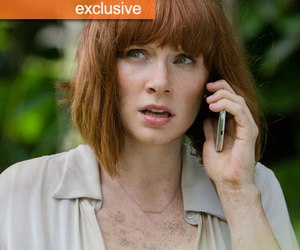 Bryce Dallas Howard Opens Up About Son's 'Jurassic World' Cameo, Chris Pratt…