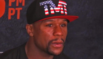 Floyd Mayweather -- Dominates Forbes List ... NFL Players Don't Crack Top 10