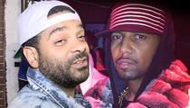 Jim Jones and Juelz Santana -- Canada Screwed Us ... Out Of $500k!!