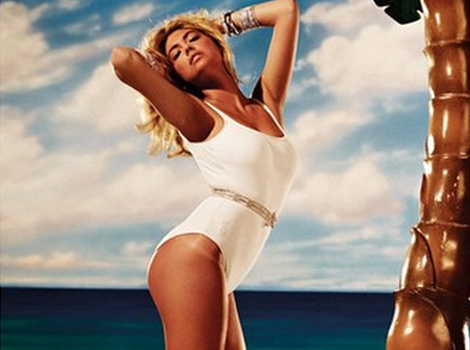 Kate Upton Flaunts Killer Curves in Swimsuit For V Magazine -- See The Sexy Pic!