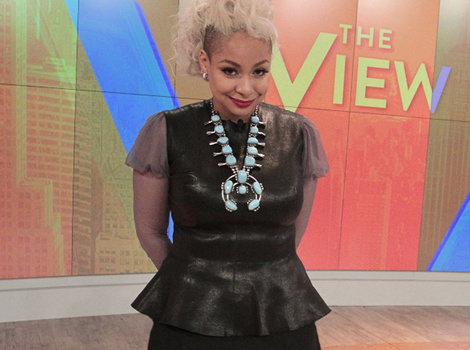 Raven-Symoné Officially Added as Co-Host of 'The View' ... Finally!