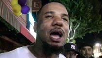 The Game -- One Punch Is Gonna Cost Me $12 Million?!
