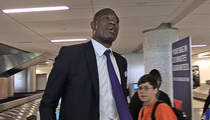 Dikembe Mutombo -- Being Tall Ain't Cheap ... Gotta Custom Make My Suits!!