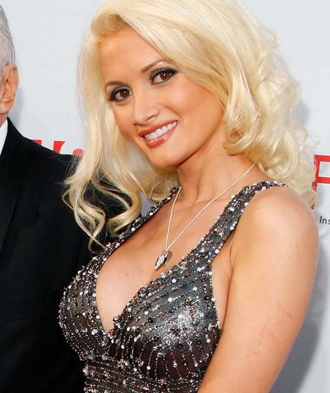 Holly madison boobs playboy #5