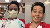 Ernie Reyes Jr. -- 'Ninja Turtles' Star Hospitalized ... My Kidneys Are Shot