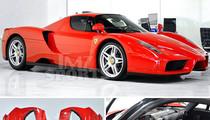 Floyd Mayweather -- I'm Selling My Ferrari Enzo ... For $3.8 MILLION!!!