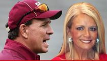Florida State Coach Jimbo Fisher -- Calls Audible On Marriage ... We're Separating