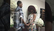 'Saved by the Bell' Star Lark Voorhies -- Surprise ... I Got Hitched, Vegas-Style!
