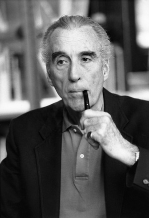 Remembering Sir Christopher Lee
