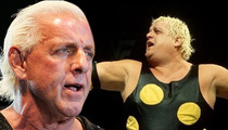 Ric Flair -- Tribute to Dusty Rhodes ... I'll Miss My Friend, Mentor