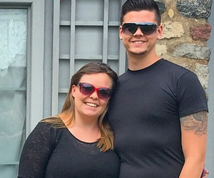 Catelynn Lowell and Tyler Baltierra Take Cute Pic In Front of Their Wedding…
