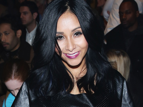 Snooki's Daughter Is a Total Mini-Me -- See Adorable New Pics!