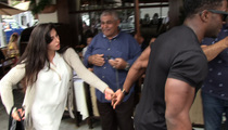 Reggie Bush -- Parallel Life With Kim Kardashian (VIDEO)