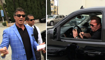 Arnold Schwarzenegger -- I'm a Pauper Compared to Sylvester Stallone (VIDEO)