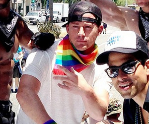 Channing Tatum and 'Magic Mike XXL' Costars Show Off Sexy Moves at LA Pride…