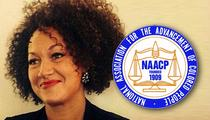 Rachel Dolezal -- My Race Is a Distraction ... Quits NAACP Presidency