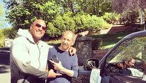 Dwayne 'The Rock' Johnson -- Jewish Folk Singer Gave Me a Deal ... After I Smashed His Ride