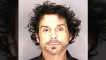 Journey Drummer Deen Castronovo -- Arrested for Assault ... 2nd Domestic Incident