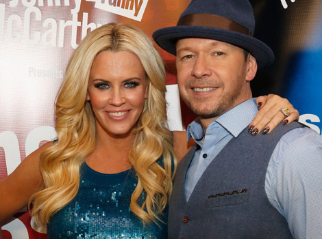 TMI Alert! Jenny McCarthy Reveals How She 'Keeps It Hot' With Donnie Wahlberg
