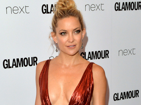 Kate Hudson Shows Off Her Insane Bikini Bod While on Family Vacation