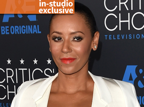 Mel B Opens Up About Her Family -- and What 'Idol' Cancellation Means for Reality TV!