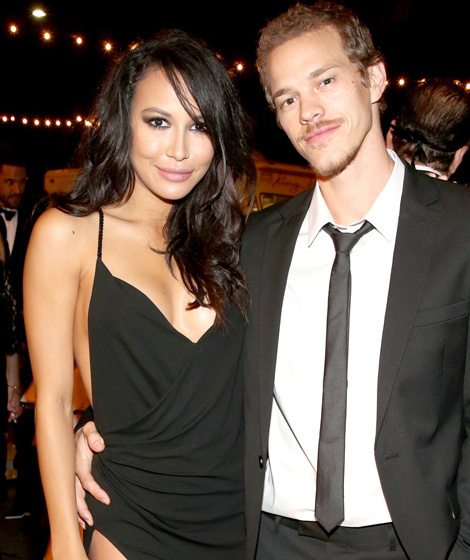 Naya Rivera Pregnant With First Child With Ryan Dorsey: Naya Rivera Talks Pregnant Sex With Ryan Dorsey, Says It's