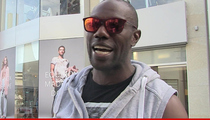 Terrell Owens -- Facing Foreclosure ... But Desperate to Sell First