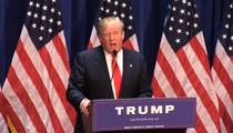 Donald Trump -- Running for President!