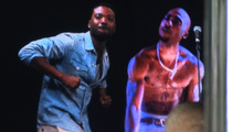 Ray J – Dance Off ... With Tupac Hologram (VIDEO)