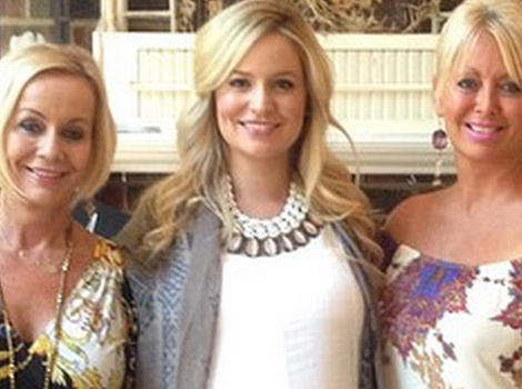 Emily Maynard Celebrates 'Sweet' Baby Shower With Family -- See Her Big Baby Bump!