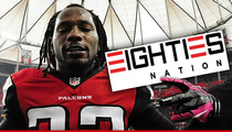 NFL's Asante Samuel -- Starts Rap Label ... I'm Learning From Jay Z