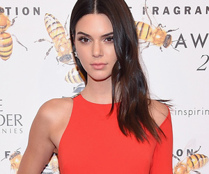Kendall Jenner Shows Some Serious Leg at Fragrance Foundation Awards